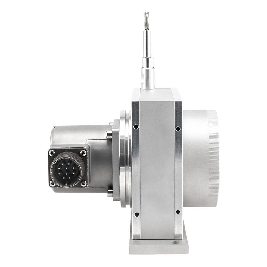 CD120 Draw Wire Incremental Encoder Side Image