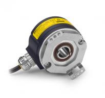 Product picture of the DSO5H Incremental Functional Safety Encoder