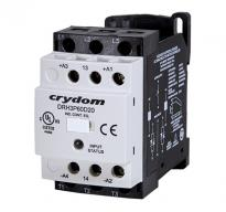 DRH Series DIN Rail Mount Solid State Contactors